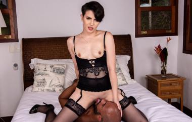 Lady Snow – Dame in Dessous (PornFidelity)